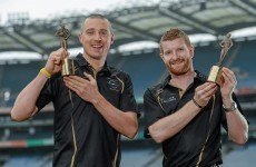 Donaghy and Power scoop GAA Player of the Month awards for September