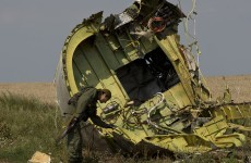 It's emerged one of the MH17 victims was found with an oxygen mask