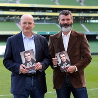 As it happened: Roy Keane press conference to launch 'The Second Half'