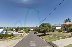 Someone drew a willy on the Google Street View car's camera