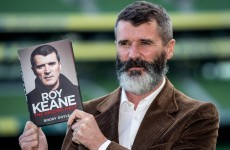 Keane wrote second book to defend himself against 'a pack of lies'