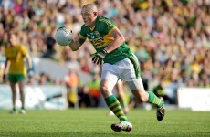 Kieran Donaghy: 'I'd love to be wrestling the head off Tommy Walsh in training'