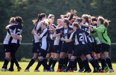 LIVE: Watch Raheny United v Bristol Academy in the Champions League