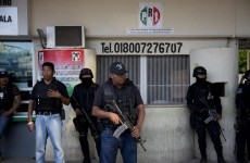 Mexican mayor accused of partying while police slaughtered students