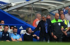 Keane: Mourinho handshake 'a disgrace' - and he'd get knocked out on a Sunday morning