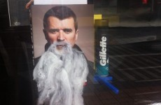 This Cork bookshop is selling a special edition bearded Roy Keane book