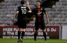 Late Zayed header earns Sligo Dalymount point