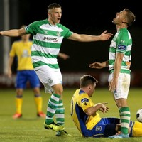 Fenlon's unbeaten home record continues as Rovers see off Bray