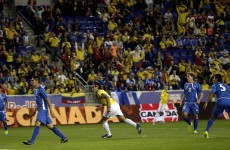 VIDEO: Watch Falcao's brilliant headed goal on Colombia return