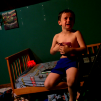 This little boy is absolutely devastated that he can't get married yet