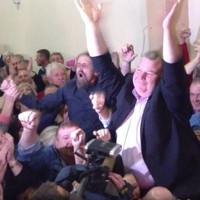 Ming dynasty: Fitzmaurice upsets Fianna Fáil to take Dáil seat
