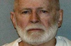'Whitey' Bulger pleads not guilty - and denies being senile