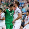 This comedy own goal was the highlight of Ireland-Gibraltar