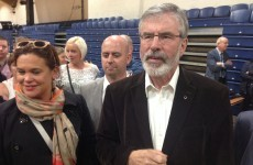 Gerry Adams: 'The big losers here are the government'