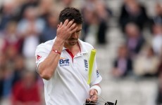 Pietersen tweets that he's been dropped