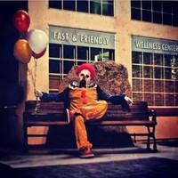 Creepy clowns are terrorising towns across California