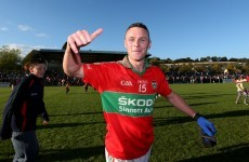 Two in a row for Rathnew in today's Wicklow SFC final as Rathvilly win in Carlow
