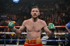 Andy Lee will fight for WBO middleweight title on 13th December in Las Vegas