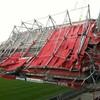 1 dead, 13 injured in Dutch stadium collapse - reports