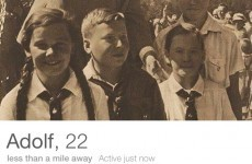 Some guy joined Tinder as Hitler, and women wanted to talk to him