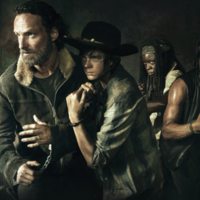 The Walking Dead was trending in Ireland this morning, thanks to piracy