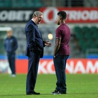 Hodgson admits dropping Sterling because he complained of being 'tired'