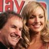 Chris de Burgh encouraged Rosanna Davison to pose nude for Playboy... it's The Dredge
