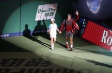 Roger Federer won a game against Novak Djokovic in just 47 seconds