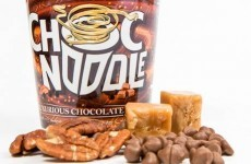 Would you dare try a chocolate-flavoured Pot Noodle?