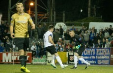 A night of penalty drama in league title race as Dundalk held by Shamrock Rovers