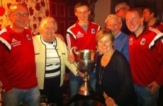 Podge Collins' cousins in Mayo also completed a football-hurling double last weekend
