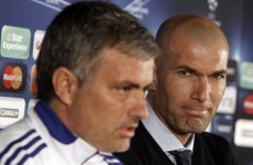 Zidane to assist Mourhino at Real