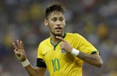 Neymar did more damage to Japan today than Godzilla did in that whole movie