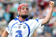 After the fist pump lesson, John Mullane is back on RTÉ tomorrow giving hurling tutorials