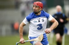 Four-time Munster championship winner with Waterford calls it a day
