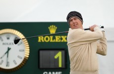 Lawrie fights for lead in Scottish Open