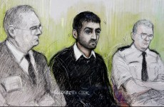 UK terror trial suspect had Tony Blair's address on a scrap of paper