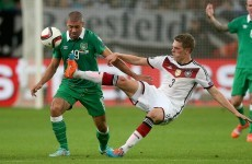 Player ratings: Here's how the Boys in Green fared against Germany