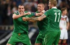 VIDEO: John O'Shea just recreated Robbie Keane's goal from 2002!