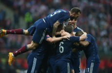 Poland rally to share points with Scotland