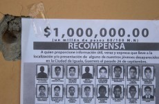 Missing Mexican students not found in mass grave