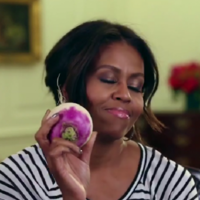 Is Michelle Obama cool enough to pull this off?