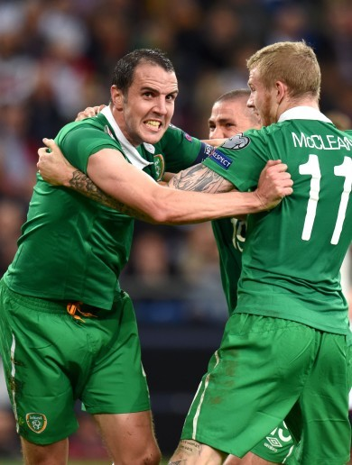 18 reasons why John O'Shea is Ireland's greatest national treasure