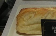 Here's what they call a sausage roll on Wall Street
