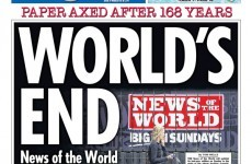 How the press is reporting the end of the World