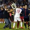 Branislav Ivanovic 'can't comprehend' the violent scenes during last night's Serbia v Albania qualifier