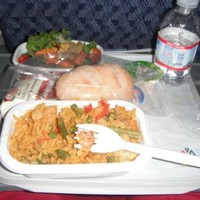 Why is aeroplane food so bad?