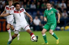 Mats Hummels: 'Ireland didn't come here to play football'