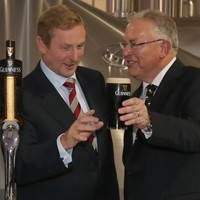 They're offloading more premium drinks, but Guinness brewer Diageo has still taken a hit