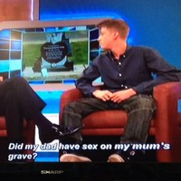 Is this the most Jeremy Kyle thing to ever happen?